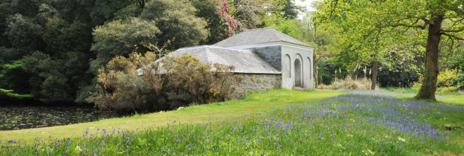 visit Antony woodland Garden - Bath House - Antony Woodland Garden