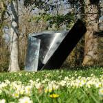 Wrapt by Eilis O'Connell - Antony Woodland Garden