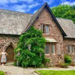 Broomhill Tea Room, Antony Woodland Gardens
