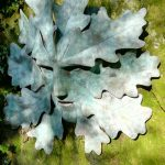 The Green Man, Antony Woodland Gardens