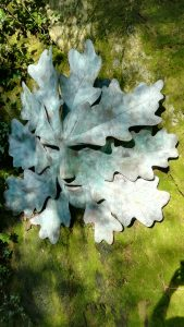The Green Man, Antony Woodland Gardens Treasure Hunt