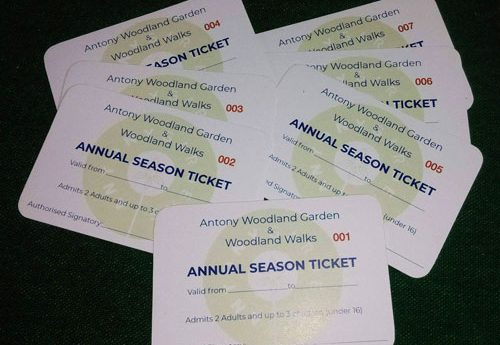 Antony Woodland Garden Tickets