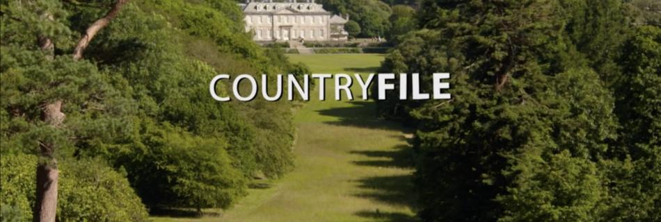 BBC Countryfile at Antony Woodland Garden